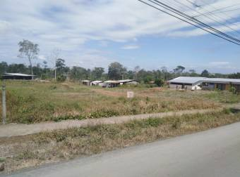 Property for urban or commercial development.