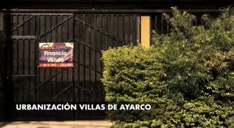 Vendo/Financio Casa en Urbanización Villas de Ayarco