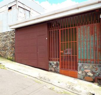 VENTA DE CASA INDEPENDIENTE, ALAJUELA, DESAMPARADOS