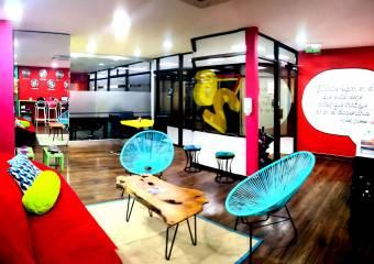 CityMax Alquila linda oficina amueblada en Sabana Sur, incluye la luz, agua, internet