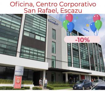 Venta de oficina ubicada en San José, Condominio Centro Corporativo San Rafael de Escazú