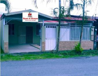 CG-20-437.  Bonita Casa en Guácimo, En Venta