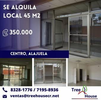 Su Negocio en la Calle mas Transitada de Alajuela