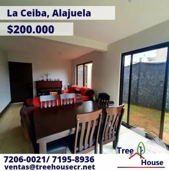 Fabulosa Vivienda en La Ceiba, Alajuela