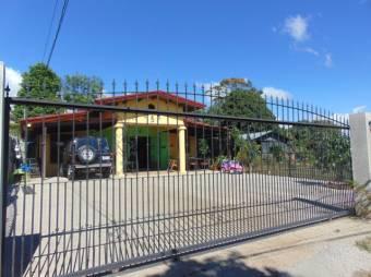 RS Vende Casa con Amplio Patio para disfrutar del aire libre en Barva Listing 20-521