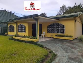 Casa en Venta en Patarrá Desamparados