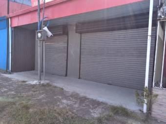CG-20-1179.  Excelente Local Comercial  en Guápiles Centro,  Alquiler