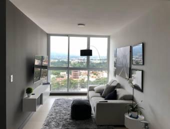 TERRAQUEA Viva en Nunciatura, Zona Exclusiva de San José Apartamento en Venta, 2 hab-2 Parqueos.