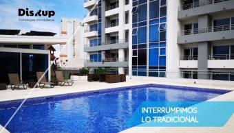 Apartamento a la venta Torre Latitud Los Yoses Piso 18 gran ubicación