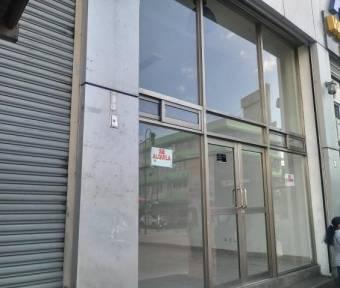 RS Alquila Local Comercial en Centro de San José Listing 20-658
