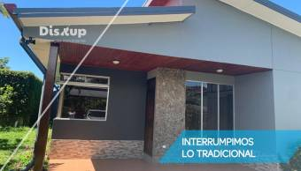 House for sale in San Luis de Heredia, quiet spacious and very green