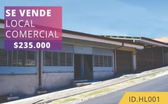 Comercial en excelente precio, $ 235,000, 4, Heredia, Santa Bárbara