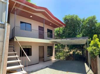 Venta de Casa nueva en San Gabriel de Aserri, financiamiento al 100%.