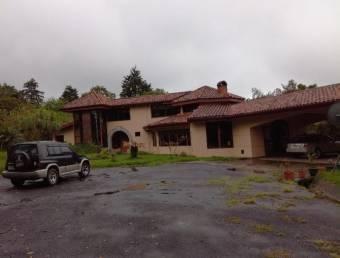 Beautiful rustic home, Concepcion de San Rafael, 5,000 sq. mtrs.