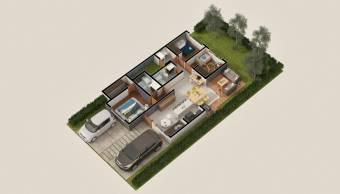Casa de 1 habitación en Condominio Bosque San Miguel