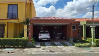 Alquiler casa Sabanilla San José #21-1574