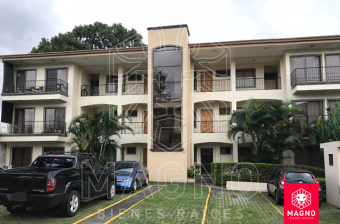 Apartamento en condominio en Barreal de Heredia.