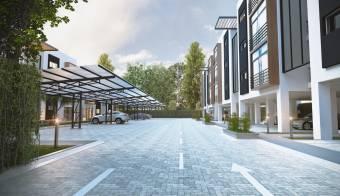 Proyectos de apartamentos en venta zona Residencial el Robledal ( CF)