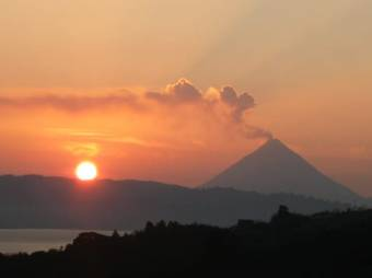 V#91 Venta de Lote con vista/ Tilarán-Guanacaste