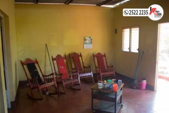 ganga venta de casa - finca en masatepe