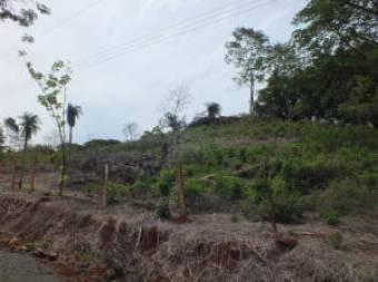 Terreno a la venta en Condominio de Esparza, Puntarenas. #20-1324