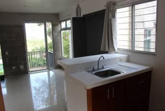Alquiler de apartamento tipo estudio en Brasil de Mora.