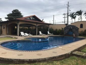 Venta de hermosa casa en Condominio de Belén, Heredia. #20-480