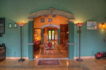 Valle de Orosi, Cartago, Casa de Montaña, 10 Hectáreas, Bosque