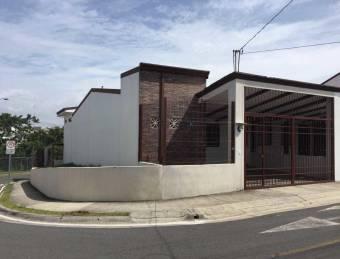Venta de apartamento de excelentes detalles en Residencial de Barva, Heredia. #20-1373