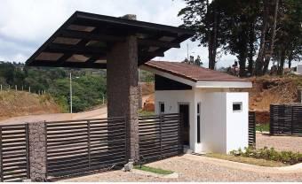 vendo lote en Residencial El Retiro Fraijanes San Isidro Alajuela