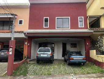 Venta de casa ubicada en  San José, Goicochea, Condominio Lomas de Montes de Oca