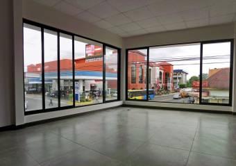 Edificio Comercial Esquinero de 825 m2, Avenida Central, San Pedro, Montes de Oca