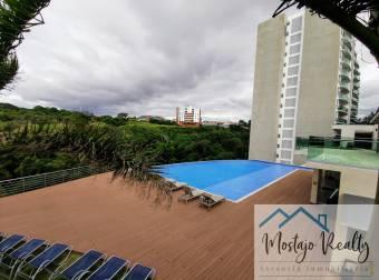 Paradisus,  precioso apartamento, piscina, gym, linea blanca, Rohrmoser