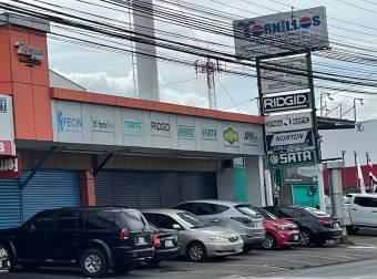 Venta de bodegas ubicada en   San José, La Uruca, alrededores de las Oficinas de Seguridad Vial