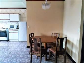 Apartamento amoblado ..( codigo 1120 MSS)
