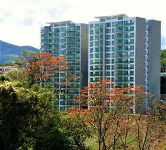 Apartamentos en Pavas  Condominio en torre. Excelente ubicación. ( Código 1203)