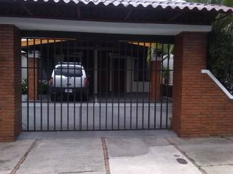 Alquiler apartamento Amueblado San Jose Rohrmoser   MT 19-69