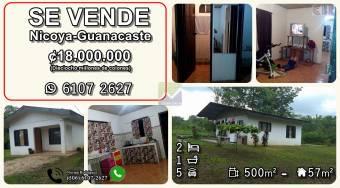 Nicoya, Guanacaste. (506-6107-2627)