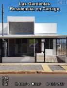 Casa en Las gardenias, Cartago. Whatsapp 6107-2627