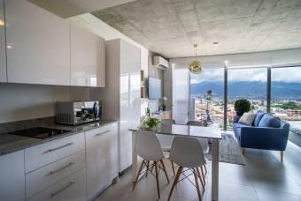 Hermoso Apartamento  con parqueo en Alquiler Cerca de Todo. Torre Ifreses Un Estilo Urbano de Vida
