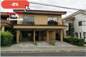 Se Vende Casa en Condominio La Ladera Tournon, La Ulloa, Heredia