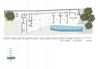 Imponente casa a la venta en exclusivo proyecto en Santa Ana. #20-1174