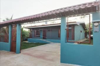 Se vende o negocia propiedad de 1.000mts ubicada en Cajón de Pérez Zeledon. Casa en block de 140 m2