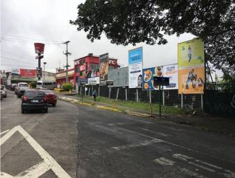 La mejor ubicación para una propiedad comercial en Alajuela.