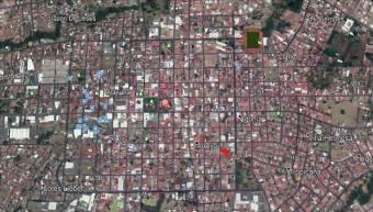 Propiedad comercial en Alajuela tan valiosa como el oro puro!!