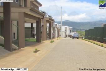 $141.000 Condominio Vistas de Oreamuno, Cartago (506-6107-2627)
