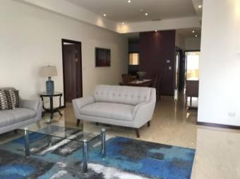 CG-20-1675.  Espectacular y Cómodo Apartamento en Alquiler.    En  SanRafaelEscazu.