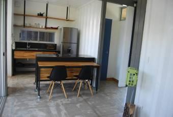 Novedoso Apartamento Ecológico