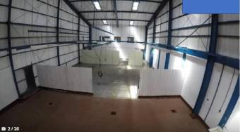 Industrial Warehouse Specialized in the Food Sector
