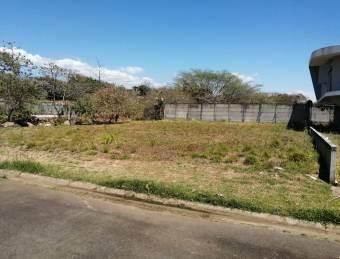 Venta de Lote en Condominio en la Garita de Alajuela